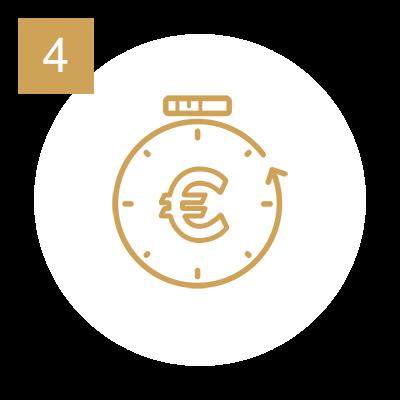 Zahlung in 2 Tagen - Goldankauf von Goldlieb