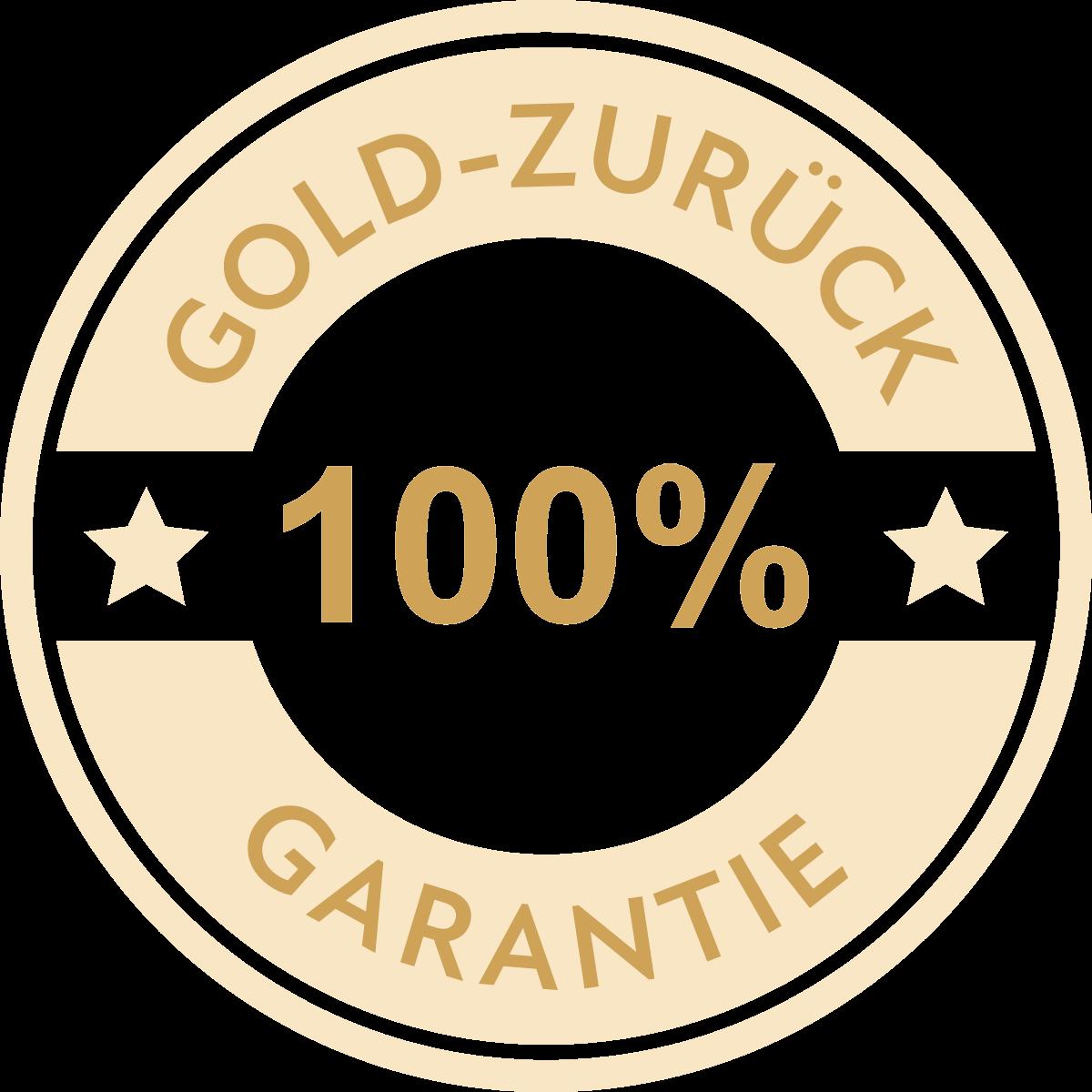 Gold-Zurück-Garantie - Goldlieb Goldankauf